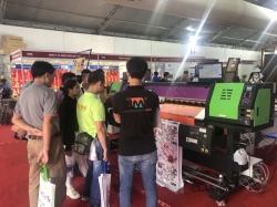 MayInQuangCao.com tham dự Triển lãm quốc tế VietBuild lần 1 năm 2018 - Thiết Bị In Ấn Quảng Cáo - Ngày 3
