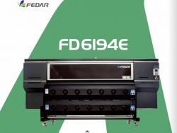 Máy in chuyển nhiệt khổ lớn Fedar - FD6194E