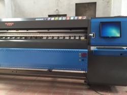 Máy in phun kỹ thuật số công nghiệp