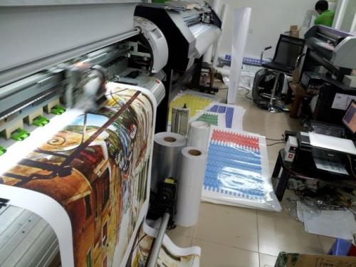 kỹ thuật in ấn phổ biến tại Việt Nam