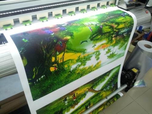 Kỹ thuật sử dụng màu sắc trong in ấn