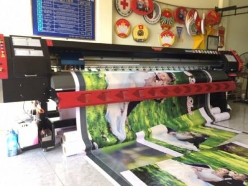 Sản phẩm in hiflex phục vụ cho mục đích quảng cáo và giới thiệu sản phẩm
