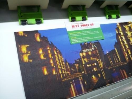 Máy in UV chuyên dụng cho in silk làm tranh ảnh trang trí trong nhà