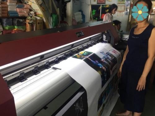 Bán máy in bạt hiflex khổ nhỏ - Công ty MayInQuangCao