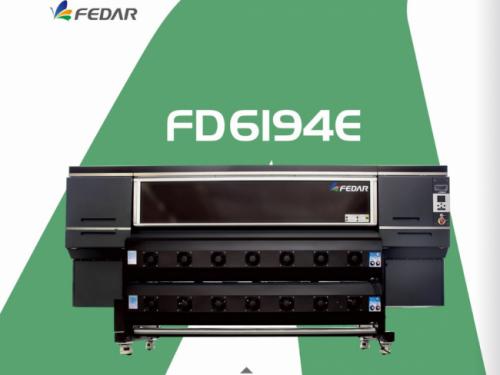 Báo giá máy in chuyển nhiệt khổ lớn Fedar - FD6194E - MayInQuangCao.com