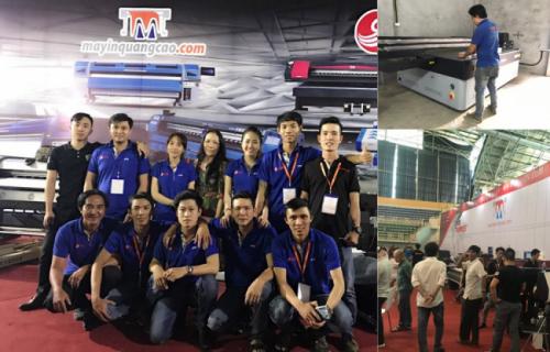 Hỗ trợ mua máy mở cửa hàng, xưởng in từ MayInQuangCao