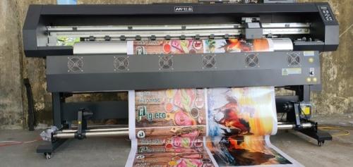 Bàn giao máy in phun má khổ 1m8 giá rẻ từ TPHCM về Đà Nẵng - Từ nhà nhập khẩu & phân phối máy in chuyên nghiệp Sài Gòn  - Ảnh: 2