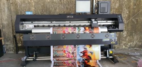 Bàn giao máy in phun má khổ 1m8 giá rẻ từ TPHCM về Đà Nẵng - Từ nhà nhập khẩu & phân phối máy in chuyên nghiệp Sài Gòn  - Ảnh: 4
