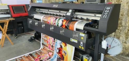 Bàn giao máy in phun má khổ 1m8 giá rẻ từ TPHCM về Đà Nẵng - Từ nhà nhập khẩu & phân phối máy in chuyên nghiệp Sài Gòn  - Ảnh: 5