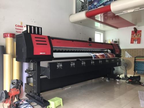 Máy in hiflex 2m5 HongYing - chị Linh Long An
