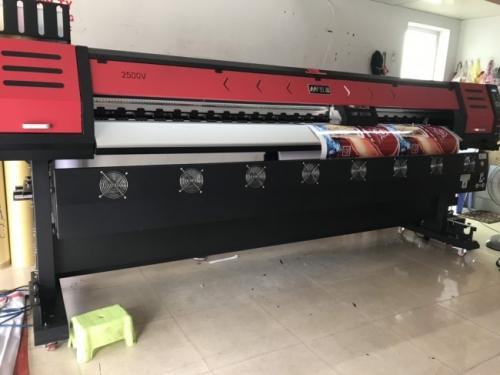 Máy in hiflex 2m5 HongYing - chị Linh Long An - Ảnh: 1